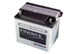 BATTERIE FRANCE EQUIPEMENT C60-N24L-A2