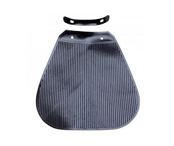 BAVETTE ET FIXATION ADAPTABLE CYCLO SOLEX