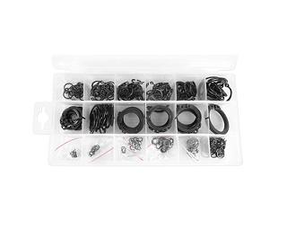 COFFRET ASSORTIMENT DE 300 CIRCLIPS A OEIL