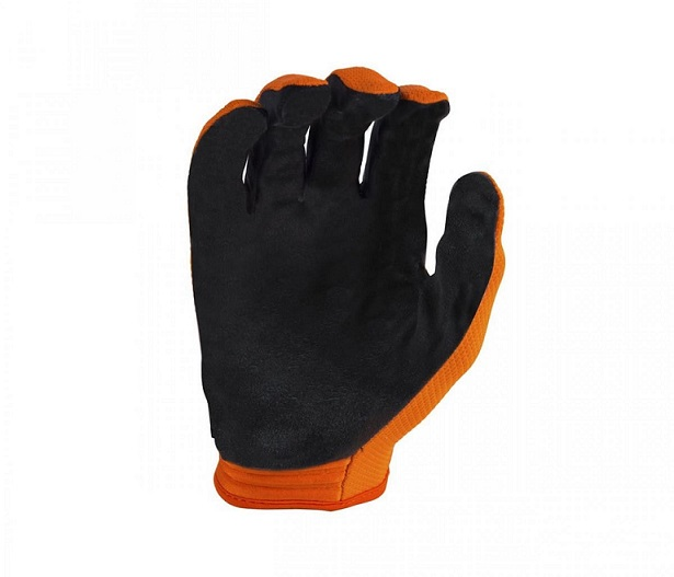 GANTS CROSS ANSWER AR3 ORANGE/NOIR