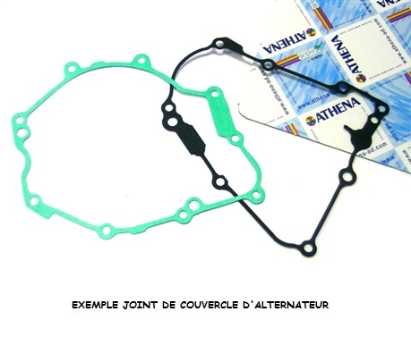 JOINT DE COUVERCLE D'ALTERNATEUR ATHENA S410250017016