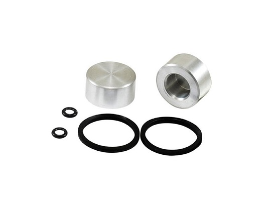 KIT REPARATION ETRIER DE FREIN ADAPTABLE AJP ARRIERE 25X13 (2 PISTONS † JOINTS)