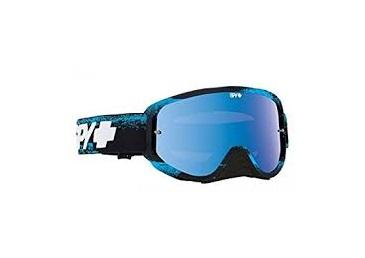 LUNETTE CROSS SPY WOOT RACE BLUE MASKED BLEU ECRAN MIROIR BLEU AFC f31fd30e971c