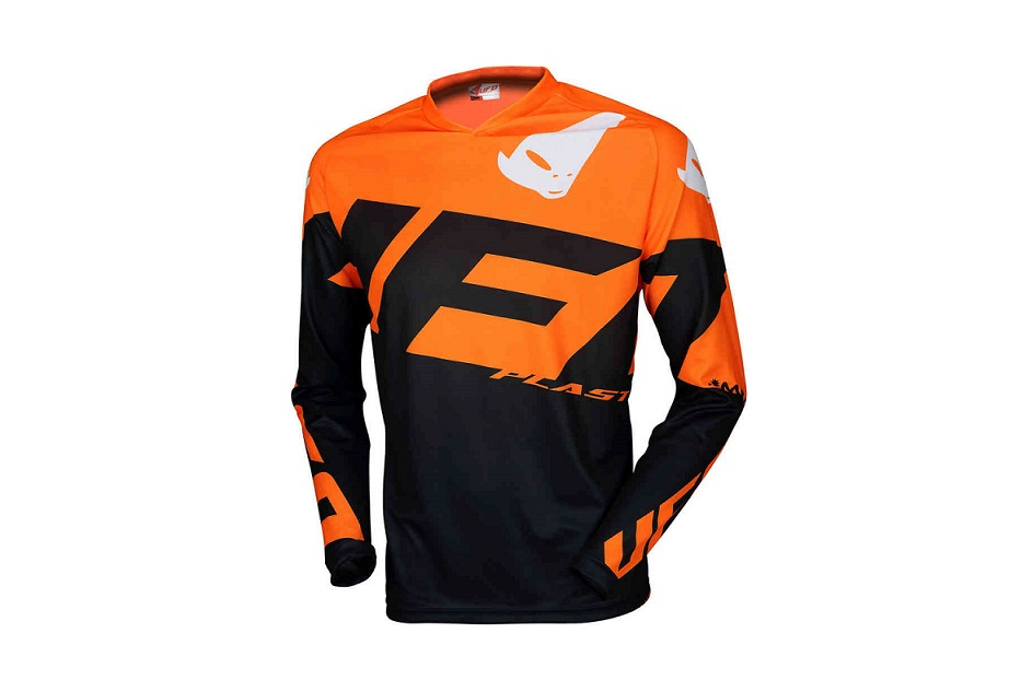 MAILLOT CROSS UFO MIZAR ORANGE