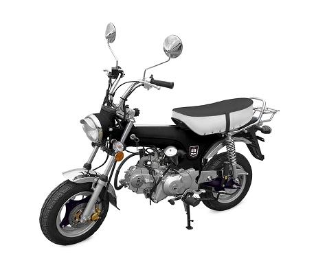 MINI MOTO TNT MOTOR CITY 4 TEMPS  50CC NOIR EURO 4