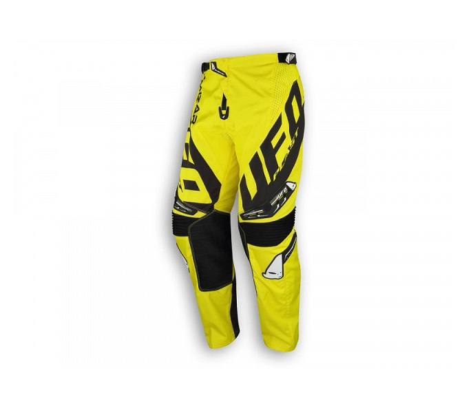 PANTALON CROSS UFO MIZAR JAUNE