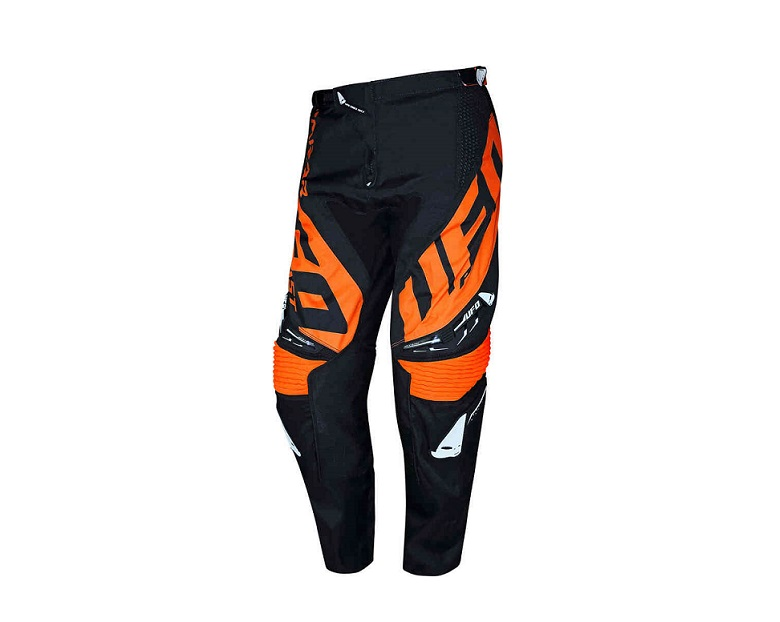 PANTALON CROSS UFO MIZAR ORANGE