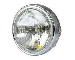 PHARE ROND CHROME CB900