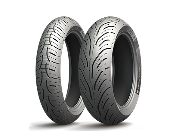 PNEU MOTO MICHELIN PILOT ROAD 4 120/70 ZR17 (58W)