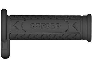 POIGNEES CHAUFFANTES OXFORD HOT GRIPS LIGHT SPECIFIQUE SCOOTERS ET MOTOS PETITES CYLINDREES 50-250CC
