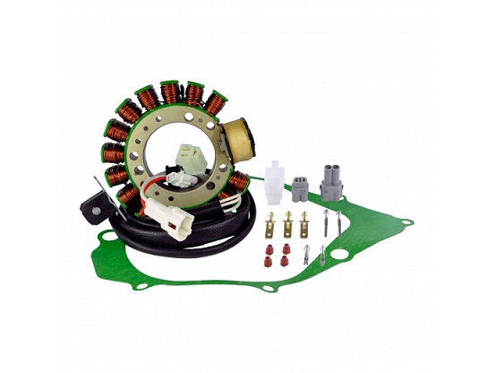 STATOR † JOINT YAMAHA 350 YFM BIG BEAR 1995-1997 / 350 YFM WARRIOR 1996-2001 / 400 YFM KODIAK 1993-1998