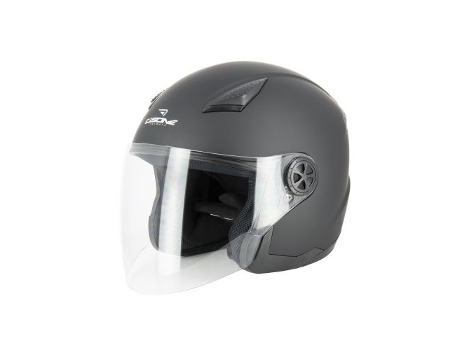 CASQUE JET S-LINE S200 BROOKLYN NOIR MAT