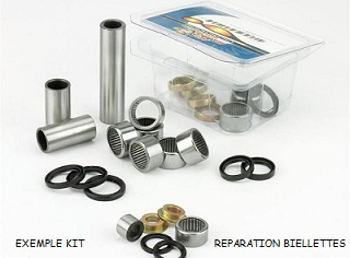KIT REPARATION DE BIELLETTES YAMAHA 85 YZ 2003-2016