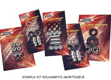 KIT ROULEMENTS D'AMORTISSEUR YAMAHA 125 YZ 2001-2011 / 250 YZ 2001-2011 / 250 WRZ 2001-2003 / 250 YZF 2001-2006 / 250 WRF 2001-2008 / 426 WRF-YZF 2001-2003