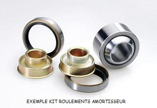 KIT ROULEMENTS D'AMORTISSEUR INFERIEUR YAMAHA 125 YZ 1993-2000 / 250 YZ 1994-2000 / 250 WRZ 1994-2000 / 400 YZF 1998-1999 / 400 WRF 1998-2000 / 426 YZF 2000